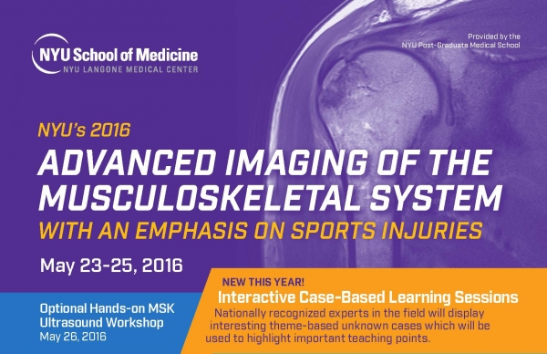 NYU Department of Radiology CME Courses