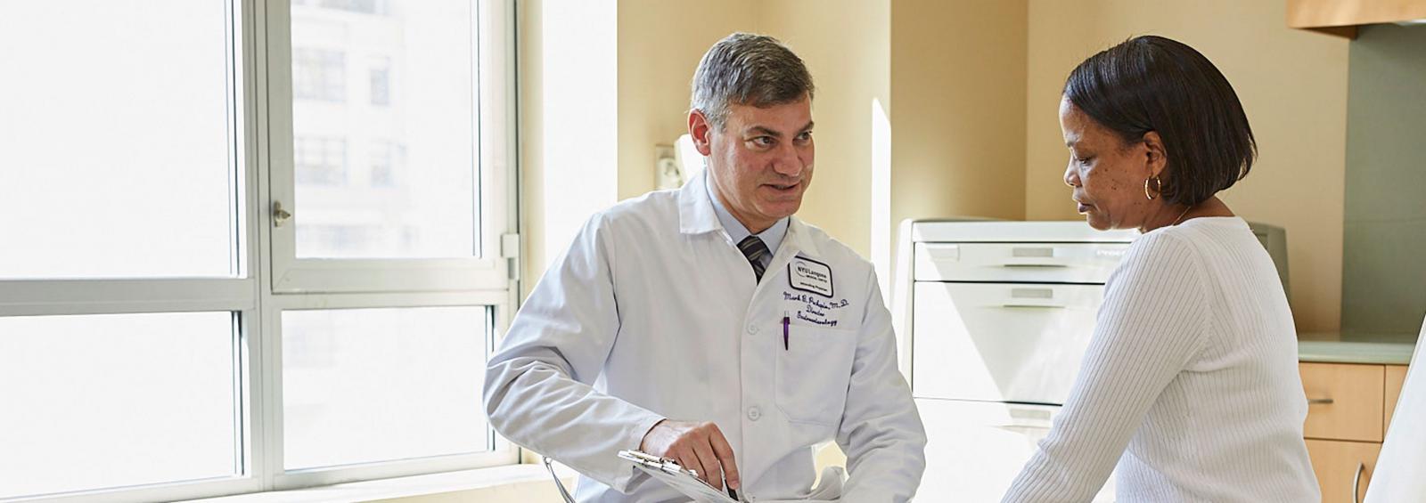 Division of Gastroenterology & Hepatology Leadership | NYU