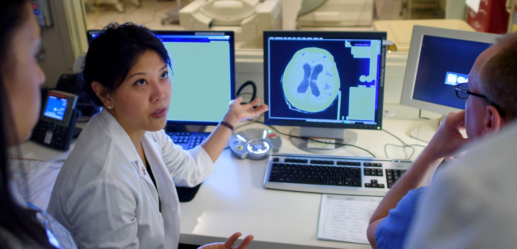 Cornell Neurology Residents