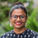 Mrudula Naidu, MS, MPH, Research Project Manager