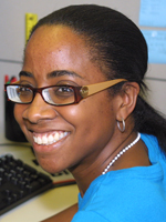 Latoya Woods, Grants Specialist