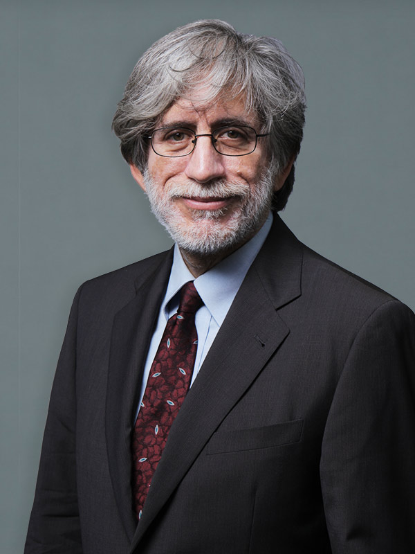 Faculty profile photo of Francisco X. Castellanos