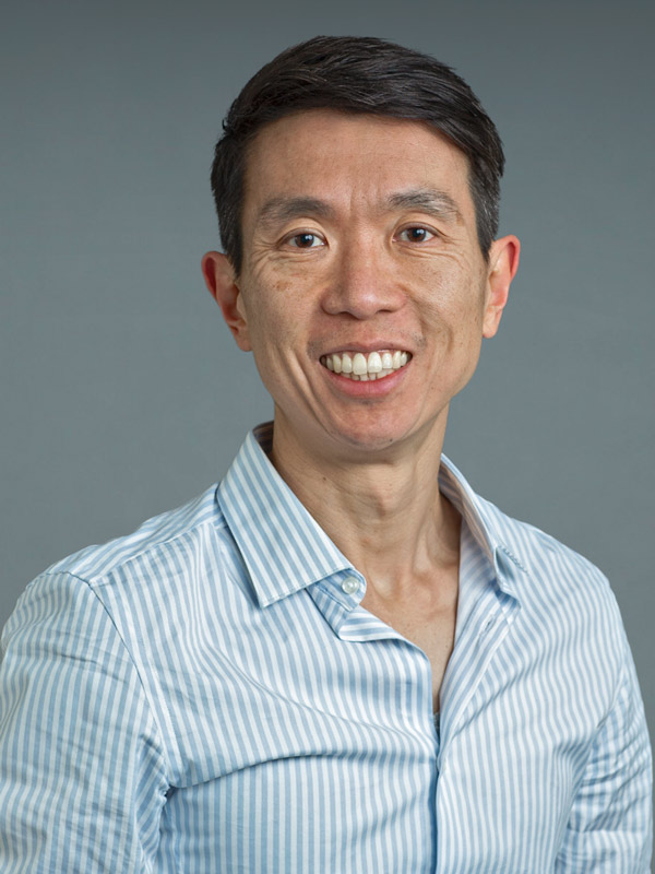 Faculty profile photo of Gregory  Chang