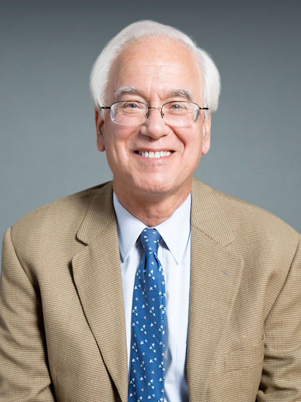 Faculty profile photo of Martin J. Blaser