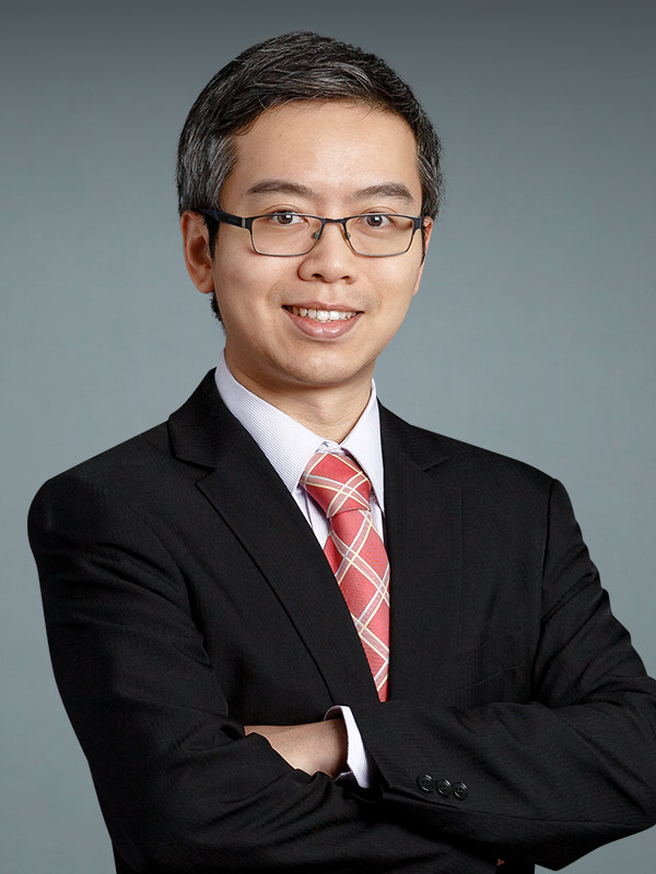 Faculty profile photo of Kevin C. Chan