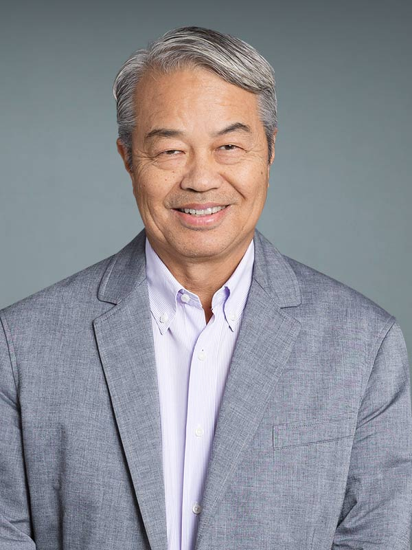 Faculty profile photo of                       Moses V. Chao