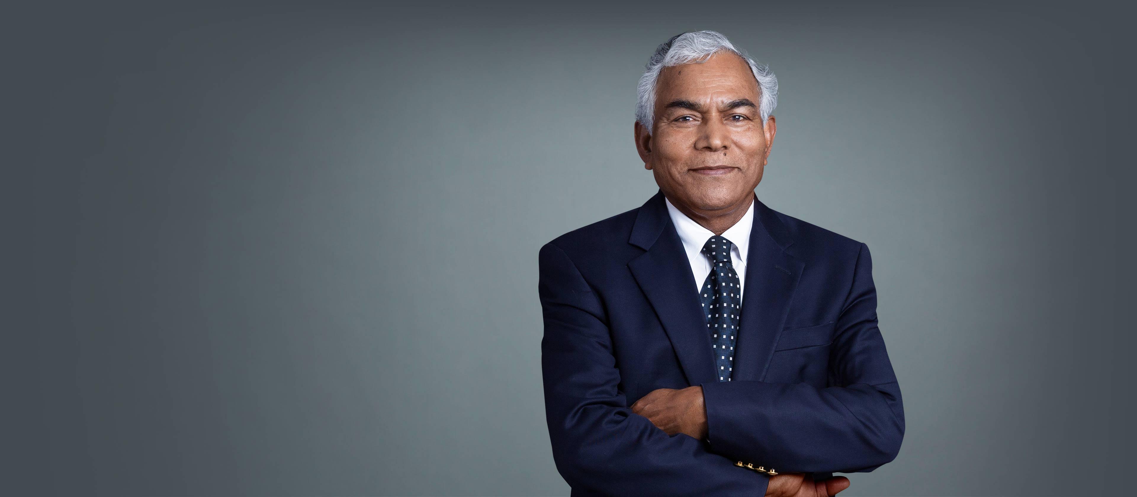 Indra J  Das