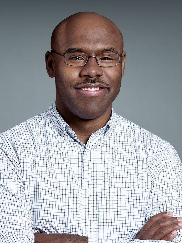 Faculty profile photo of Dustin T. Duncan