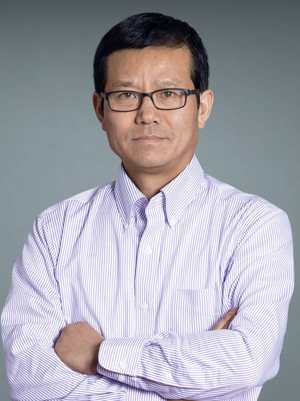 Faculty profile photo of                       Chunyuan  Jin