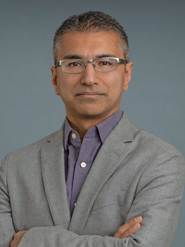 Faculty profile photo of Kamal M. Khanna