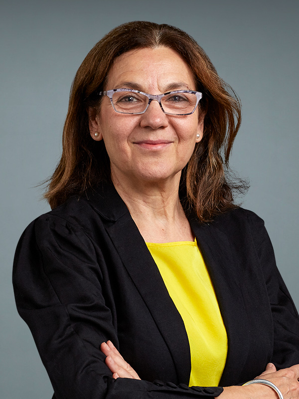 Faculty profile photo of                       Maria A. Curotto De Lafaille