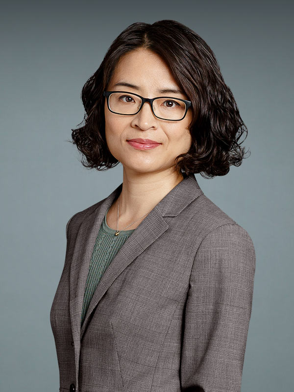Faculty profile photo of Huilin  Li