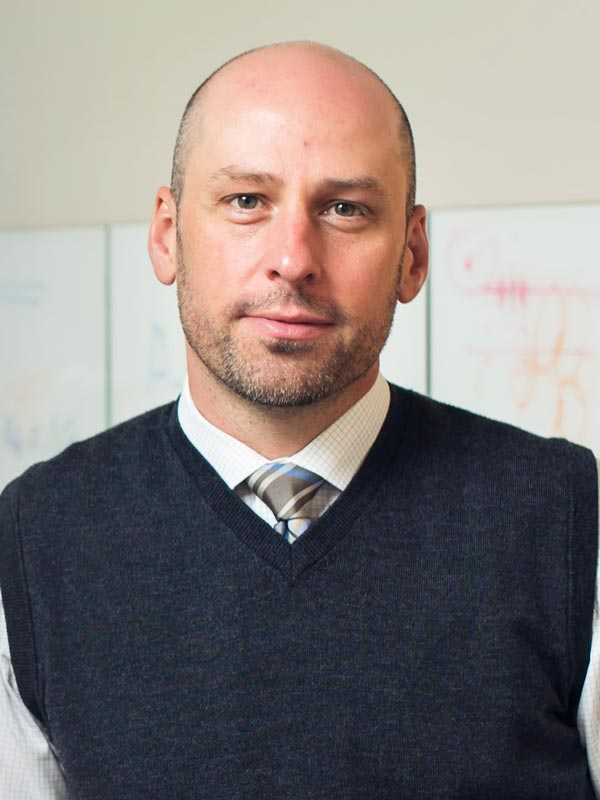 Faculty profile photo of Marcus  Noyes