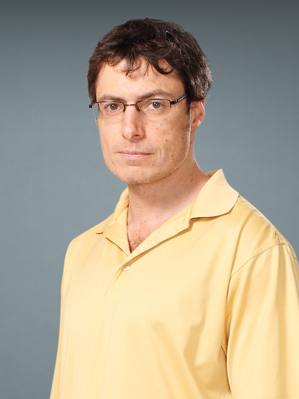 Faculty profile photo of Evgeny A. Nudler