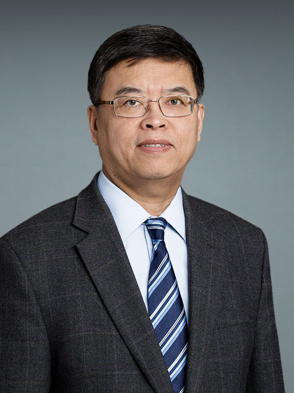 Faculty profile photo of Zhiheng  Pei