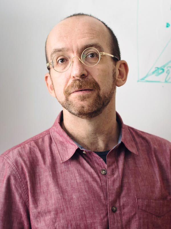 Faculty profile photo of Dmitry  Rinberg