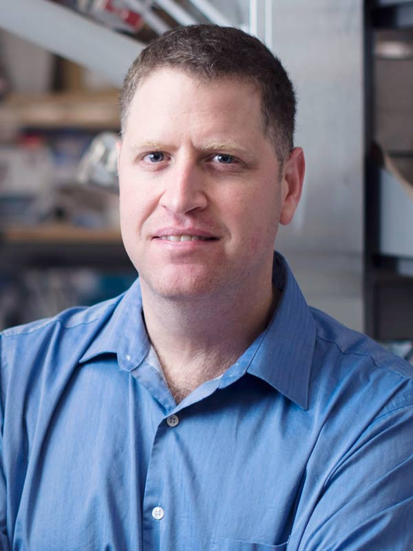 Faculty profile photo of                       Eli  Rothenberg
