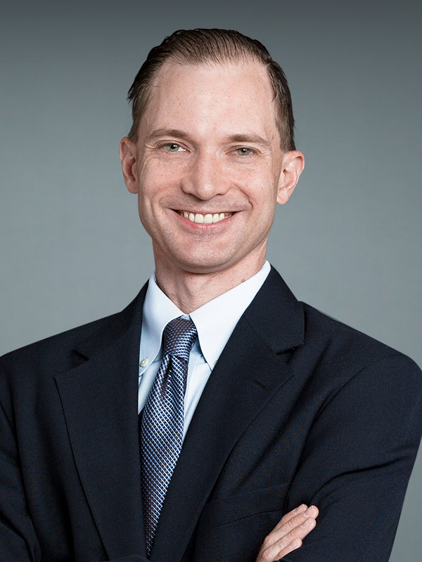 Faculty profile photo of Eric E. Sigmund