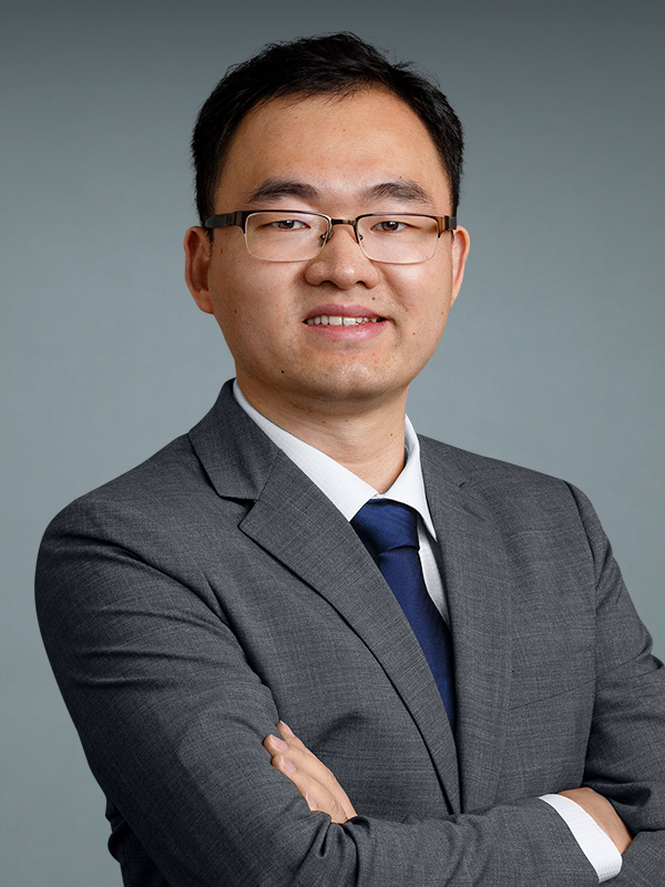Faculty profile photo of                       Binhuan  Wang
