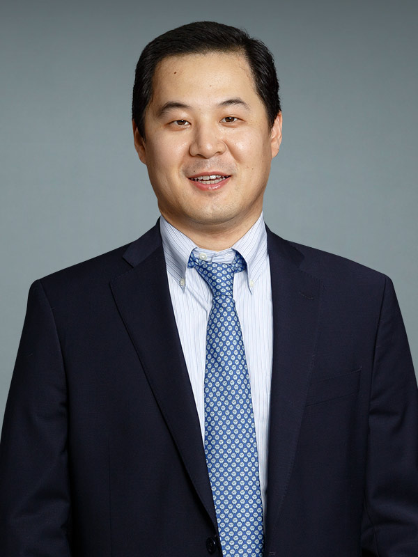 Faculty profile photo of Jiangyang  Zhang