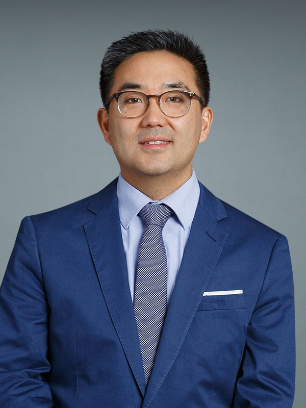 Faculty profile photo of Christopher Y. Park