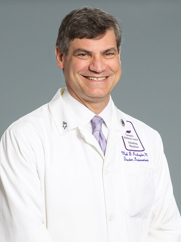 Mark B. Pochapin - Director, Division of Gastroenterology and Hepatology
