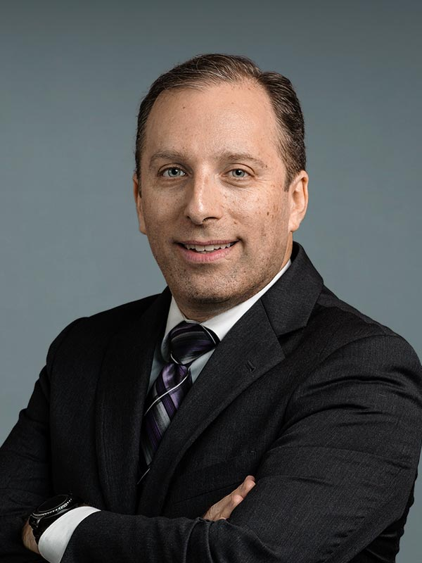 Faculty profile photo of Erik P. Sulman