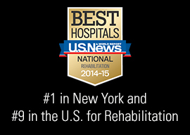 US News Recognition - Rehabilitation