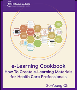 e-Learning Cookbook: How to Create e-Learning Materials for Health Care Professionals