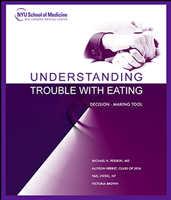 Understanding Trouble with Eating: A Decision Making Tool
