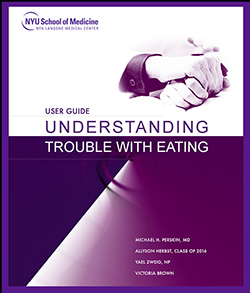 User Guide for Understanding Trouble with Eating