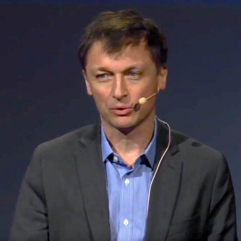 IIME's Division of Learning Analytics' Director Martin Pusic, MD, PhD, Speaks at TEDxLangley