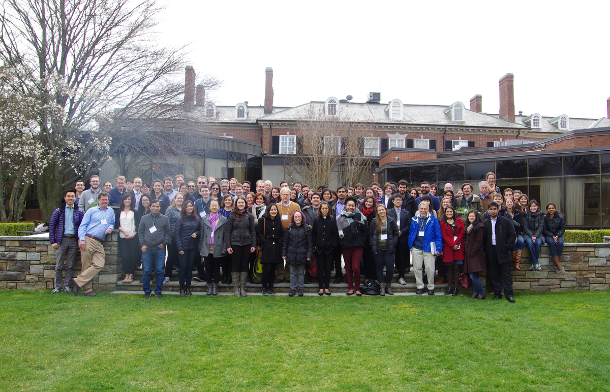 2016 Microbiology Retreat - Group Photo