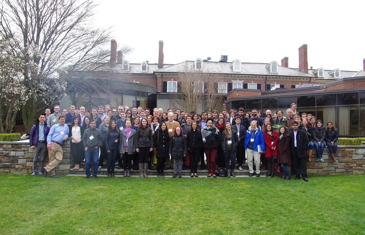 2016 Microbiology Retreat - Group Photo