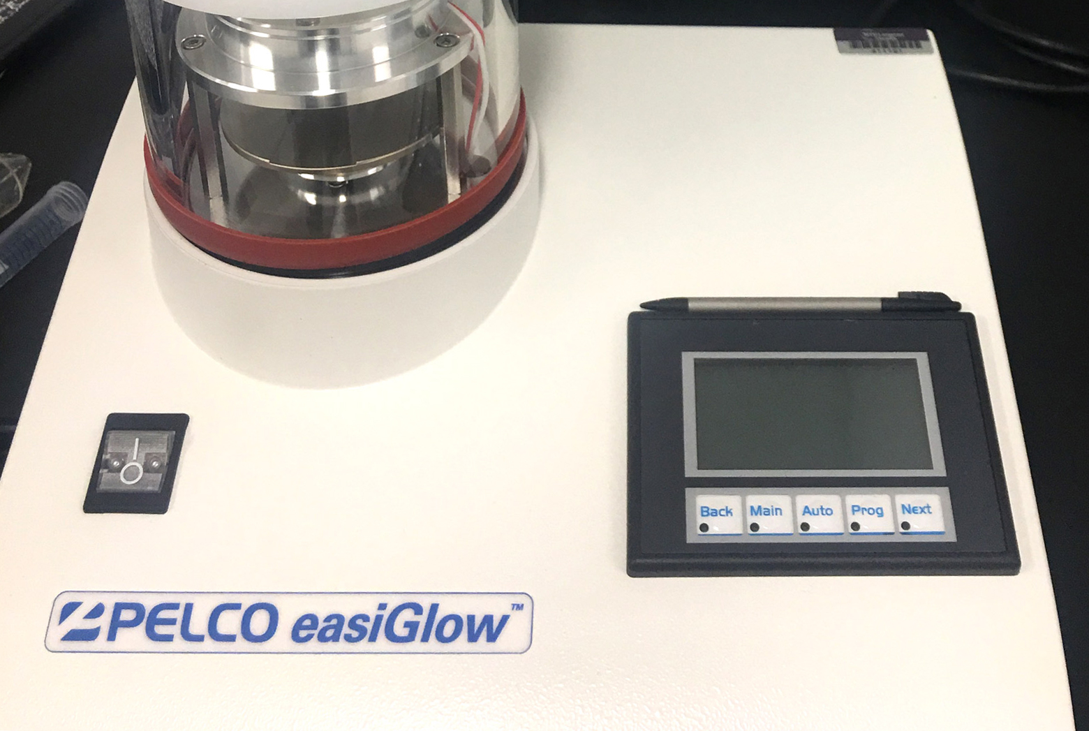 PELCO easiGlow Glow Discharge Cleaning System