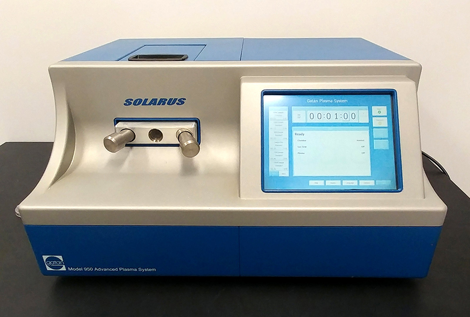 Gatan SOLARUS Advanced Plasma Cleaning System