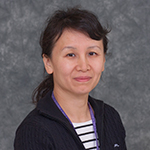 Assistant Research Scientist Yutong Zhang