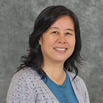 Microscopy Laboratory Director Dr. Alice Liang