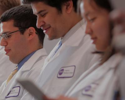 Medical Students Recite Hippocratic Oath