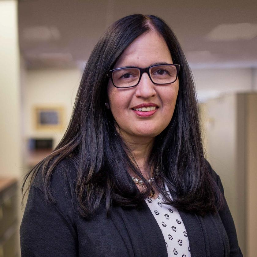 Director of Life Sciences/Technology Transfer, Sadhana Chitale, MBA, PhD